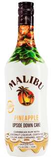 Malibu Rum Pineapple Upside Down Cake 750ml